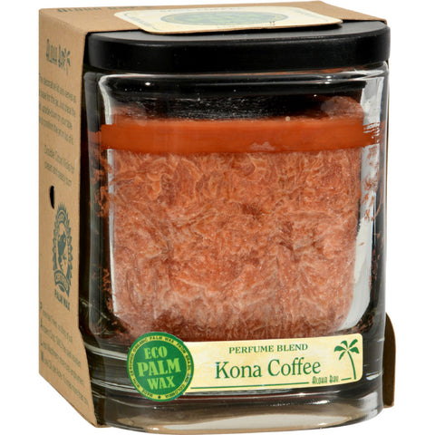 Aloha Bay Candle - Jar Kona Coffee - 8 oz