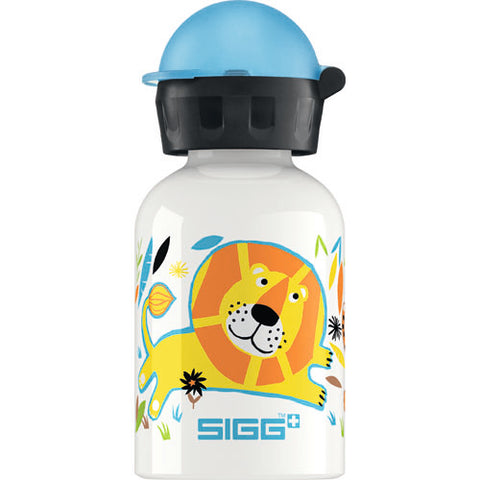 Sigg Water Bottle - Jungle Family - .3 Liters
