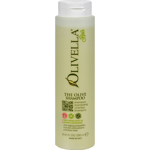 Olivella The Olive Shampoo Natural Formula - 8.5 fl oz