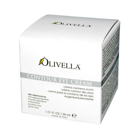 Olivella Contour Eye Cream - 1.01 fl oz