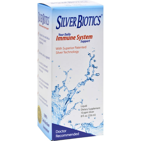 American Biotech Labs Silver Biotics Ultimate Immune System Support - 8 fl oz