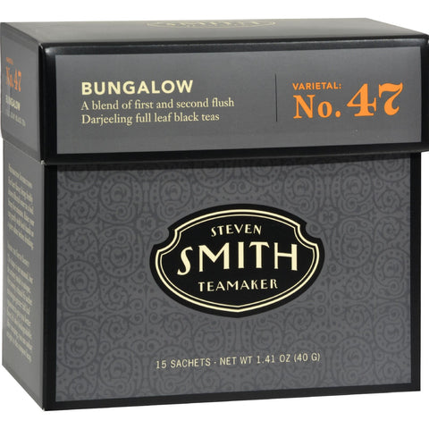 Smith Teamaker Black Tea - Bungalow - 15 Bags