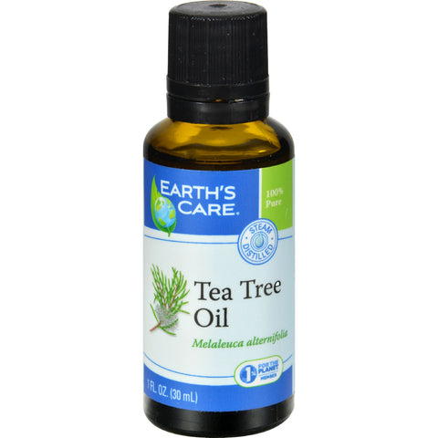 Earth's Care Essential Oil - 100 Percent Pure - Austr Tea Tree - 1 fl oz