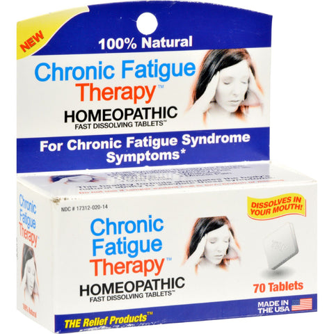 TRP Chronic Fatigue Therapy - 70 tablets