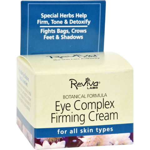 Reviva Labs Eye Complex Firming Cream - 0.75 oz