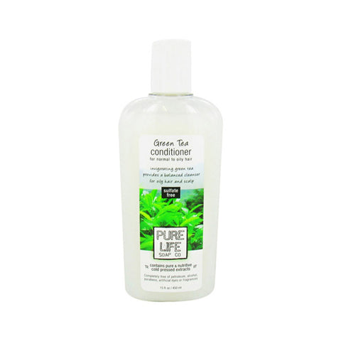 Pure Life Soap Green Tea Conditioner - 14.9 oz
