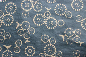 Toraja Wrapping Paper - Rooster