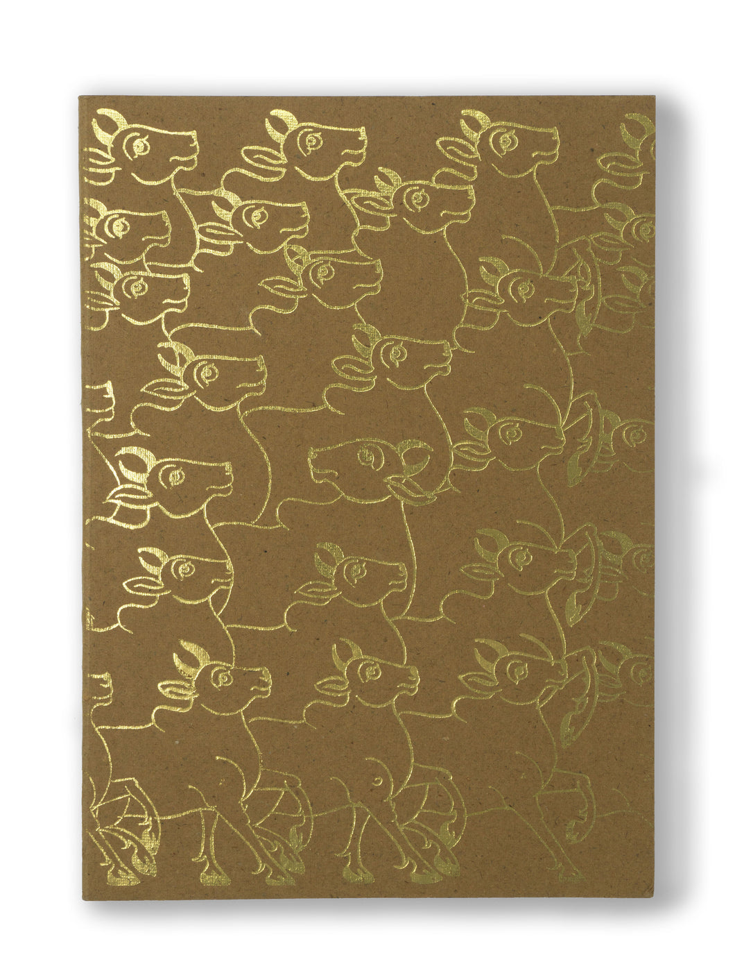 Softcover Notebook - Horns