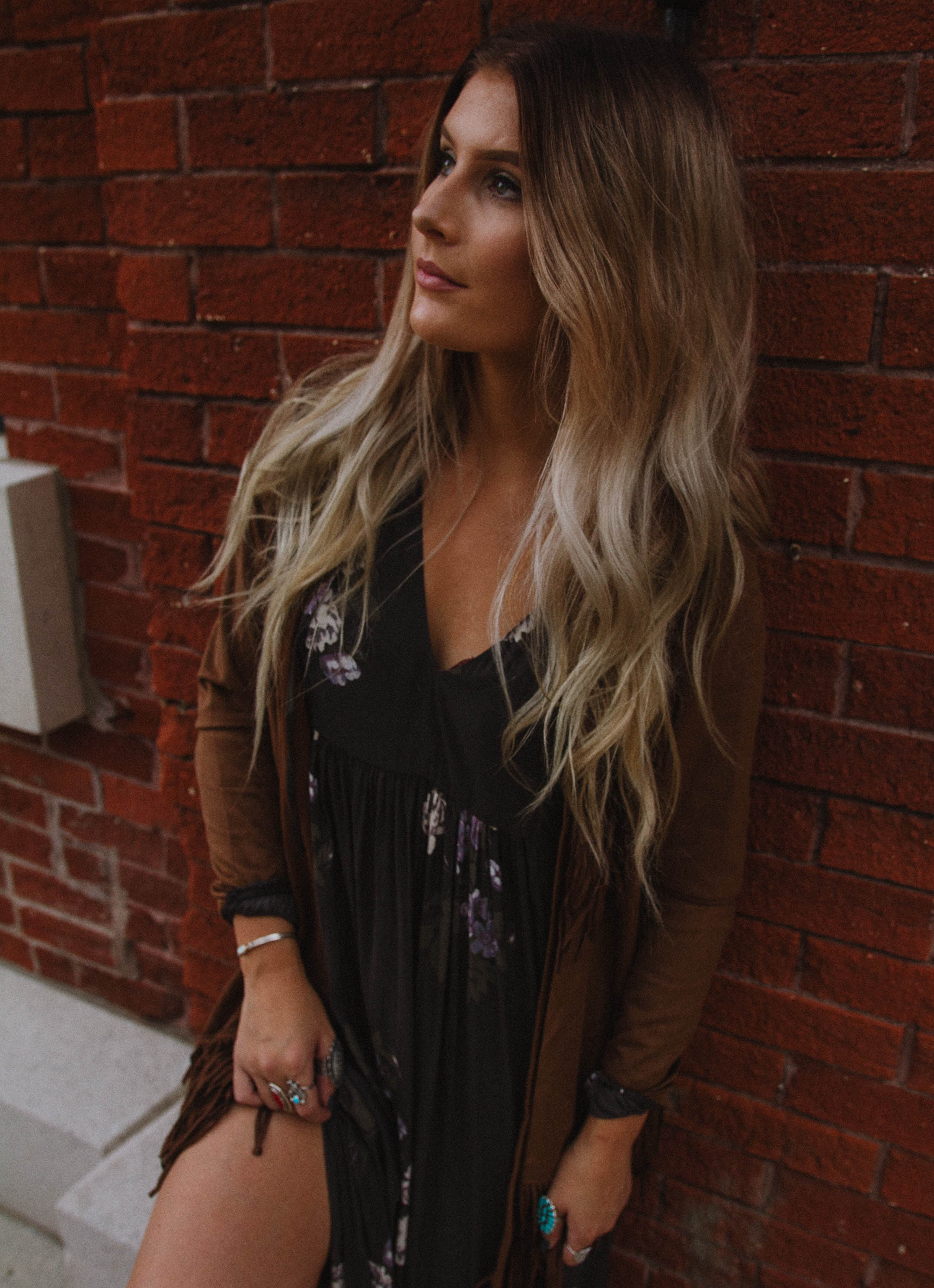 Bohemian Fall Fashion