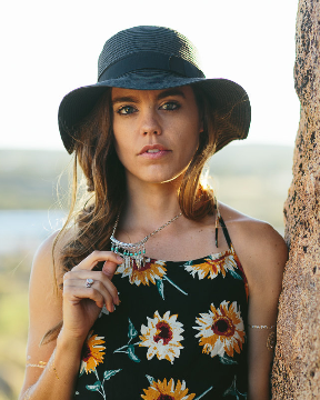Boho Statement Necklace - Livin' Freely  - 2