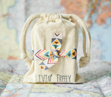 Crystal Bullet Necklace - Livin' Freely  - 3