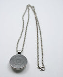 Antique Map Necklace - Livin' Freely  - 3