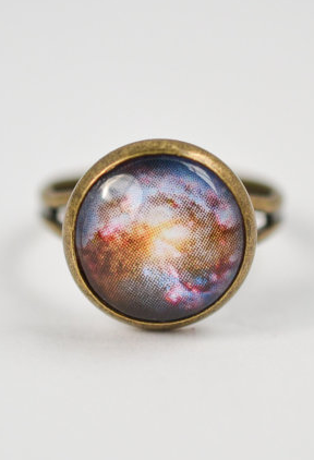 Galaxy Ring - Livin' Freely  - 1
