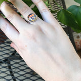 Monarch Butterfly Wing Ring