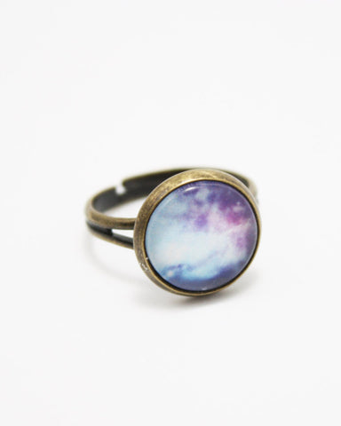 Bronze Galaxy Ring - Livin' Freely  - 1