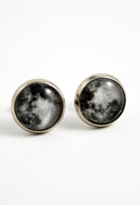 Full Moon Earrings - Livin' Freely  - 1