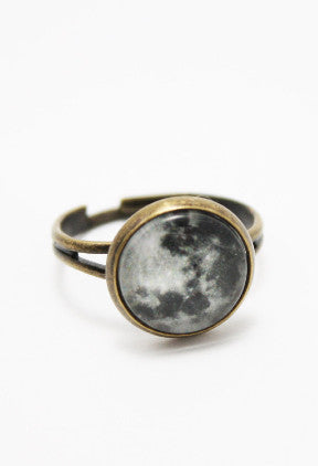 Full Moon Ring - Livin' Freely  - 1
