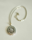 Daintly Lace Paisley Locket - Livin' Freely  - 2