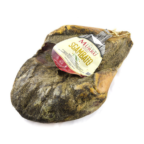 Sardinian Prosciutto Intero Dissosato, Whole Boneless Box of 2