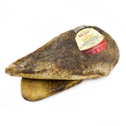 "Sardinian Guanciale ""Pork cheek"" Gluten Free Box of 3"