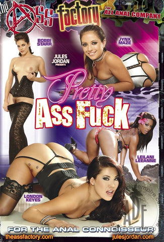 PRETTY ASS FUCK (AUTOGRAPHED EDITION)