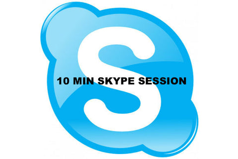 10 MINUTE SKYPE TIME