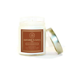 Autumn Leaves Tumbler Candle FALL EDITION - Savoy Scents Candle Co