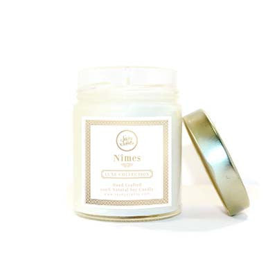 Nimes Tumbler Candle - SaVoy Scents | Handmade Bath, Body & Candles