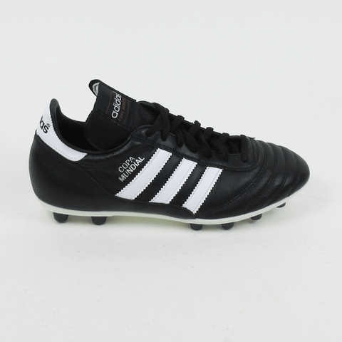 Adidas Copa Mundial Soccer Cleat - Black white - SoccerCart/SoccerMall