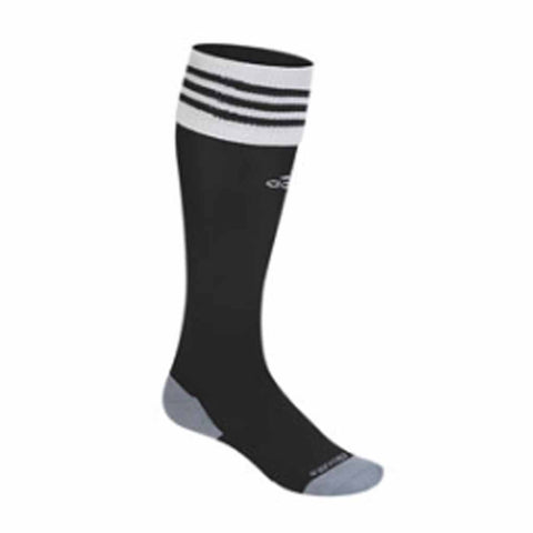 Adidas Copa Zone Cushion Game Socks-Black white - SoccerCart/SoccerMall