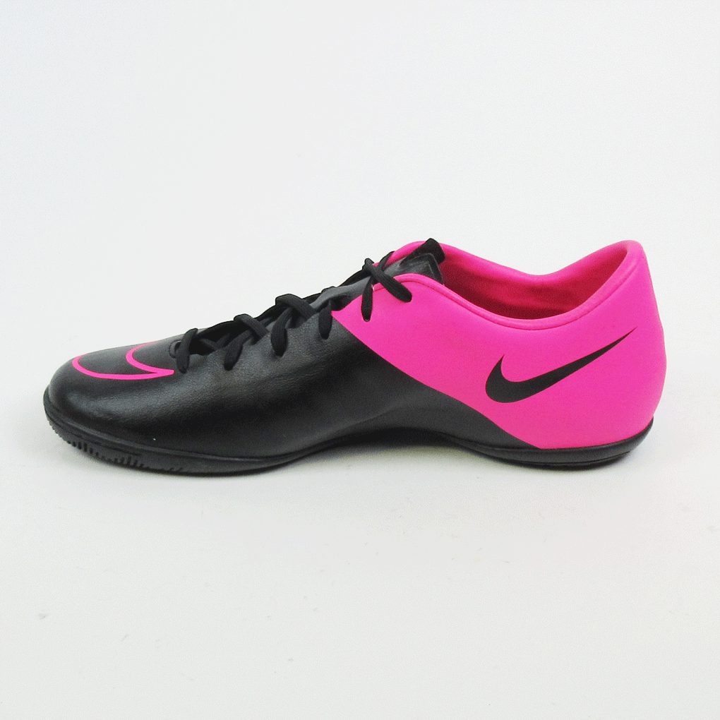 various colors 52a7b bc278 Nike Mercurial Victory V IC Men Indoor Soccer Shoes - Black ...