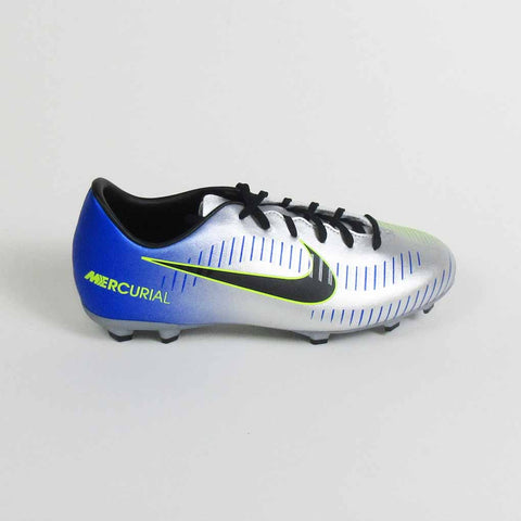 Nike Neymar JR Mercurial Victory VI Youth FG Soccer Cleats- Racer Blue - SoccerCart/SoccerMall