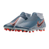 Nike Phantom Vision Academy DF FG Firm Ground Soccer Cleats-Armory Blue Black