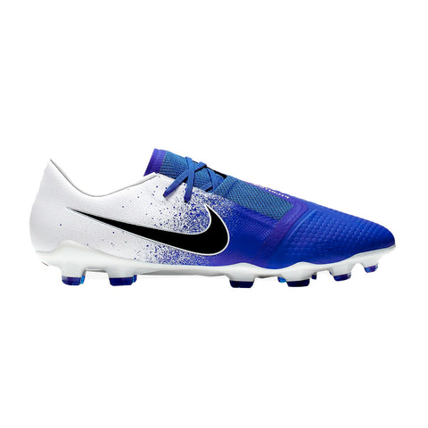 Nike Men Phantom Venom Pro FG Soccer Cleats - Blue white
