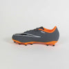 Nike Kids Phantom III Academy FG Soccer Cleats-Grey Orange inside right shoe