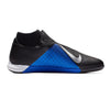 Nike Phantom Vision Academy DF IC Indoor soccer shoes- Black blue