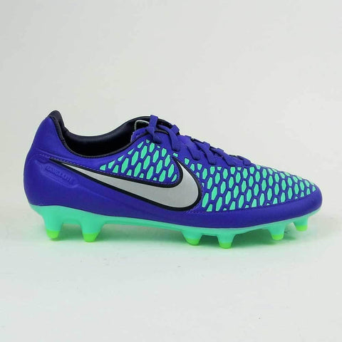 Nike Magista Orden FG Men's Soccer Cleats - Purple Green - SoccerCart/SoccerMall