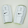 Nike Total 90 Exp Shinguard - White - SoccerCart/SoccerMall