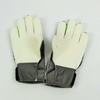 Nike Junior Goalkeeper Match Soccer Gloves - Grey Black Green - SoccerCart/SoccerMall