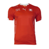 Puma Suisse 2014/15 Men's Home Jersey - SoccerCart/SoccerMall