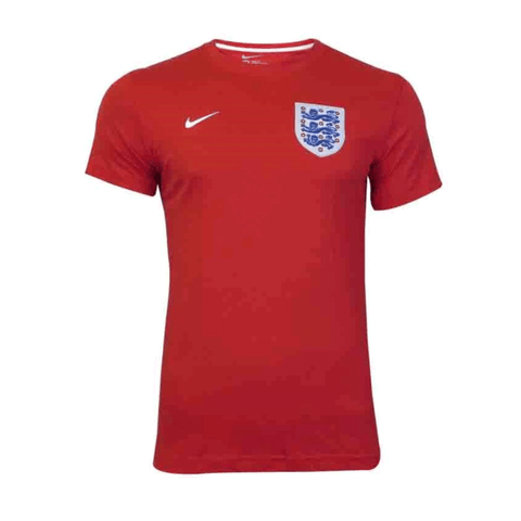 Nike England Men's Core T-Shirt - Red