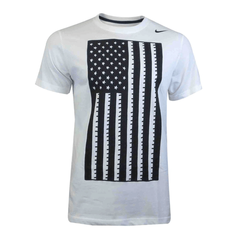 Nike USA Youth Core Plus Tee - White - SoccerCart/SoccerMall