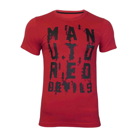 Nike Manchester United FC Men's Core Tee