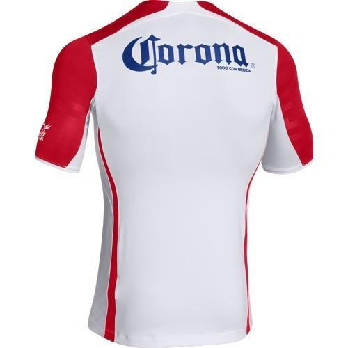 fc554a2cd ... Under Armour Deportivo Toluca FC 2014/15 Men's Away Jersey
