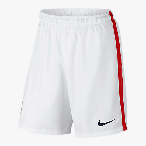 Nike USA 2016 Official Men's Stadium Home Shorts - SoccerCart/SoccerMall