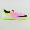 Nike Mercurial Victory V IC Men's Indoor Soccer Shoes - White - SoccerCart/SoccerMall