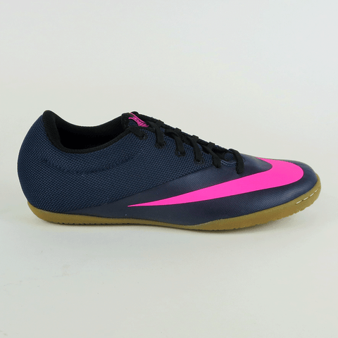 Nike MercurialX Pro IC Indoor Court - Midnight Navy - SoccerCart/SoccerMall