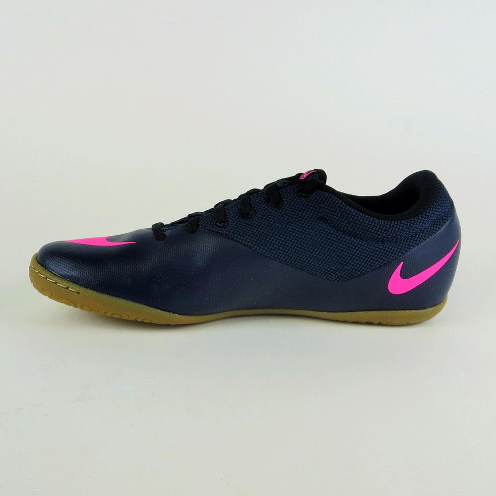 huge selection of 12ced 1c399 Nike MercurialX Pro IC Indoor Court - Midnight Navy ...
