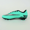Nike Men's Hypervenom Phelon II FG Cleats - Mint Green/SIlver