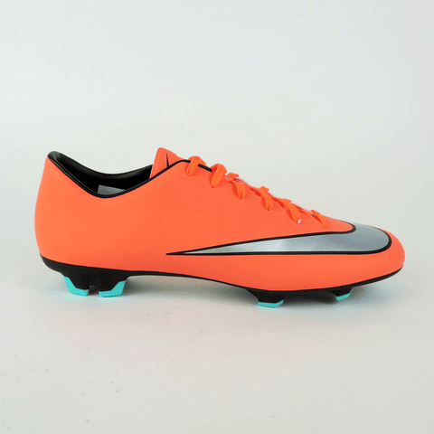 official photos ff01d a2d21 Nike Mercurial Victory V FG Men Soccer Cleat - Bright Mango